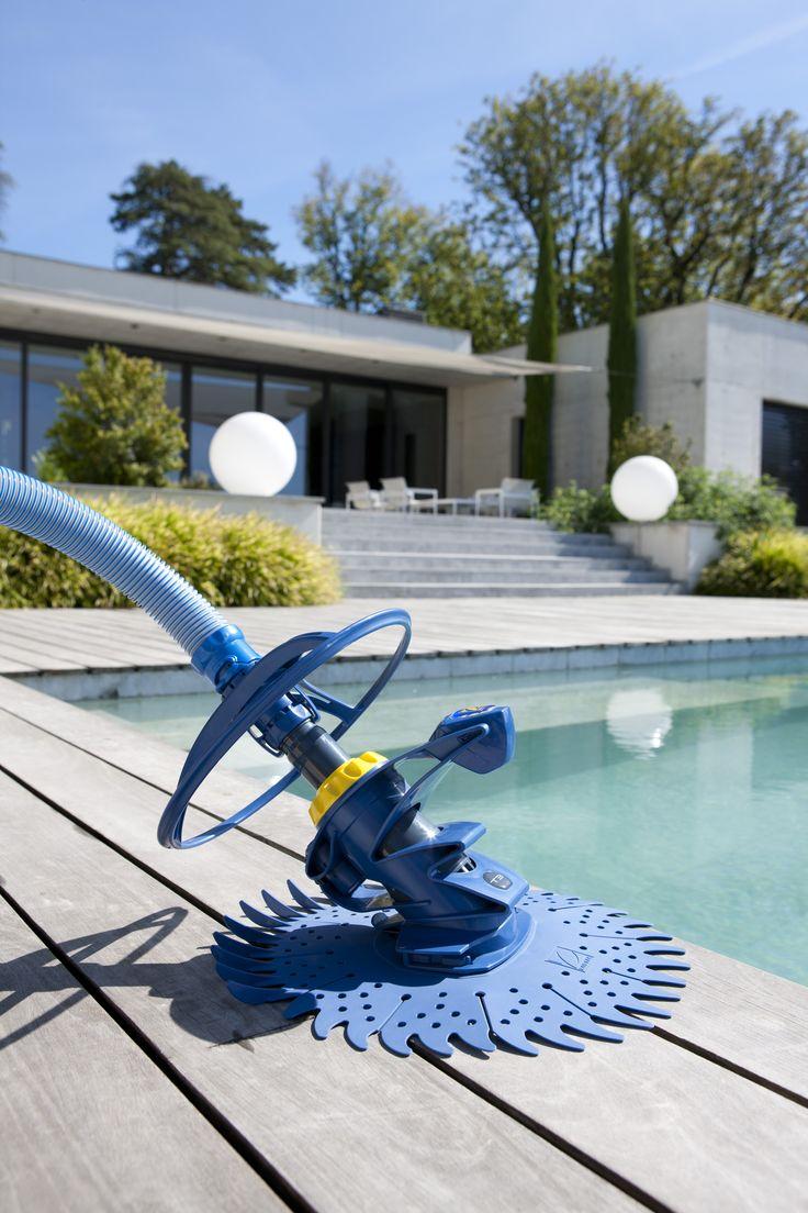 T3, el limpiafondos hidráulico ideal para piscinas pequeñas