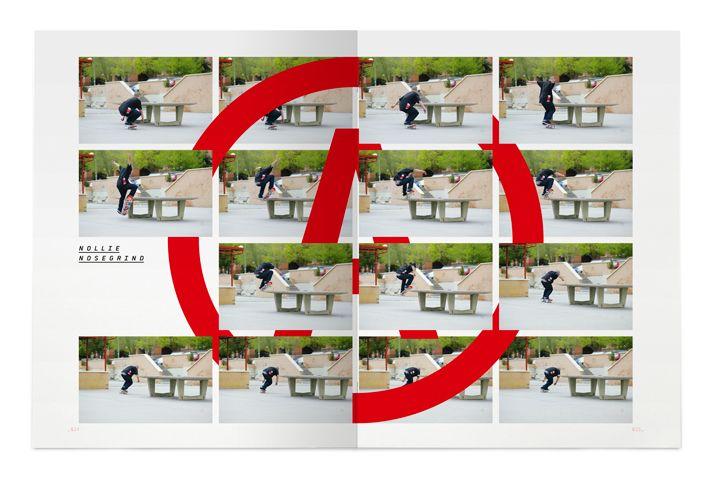 GO SKATEBOARDING MAG - Luis B Hernandez
