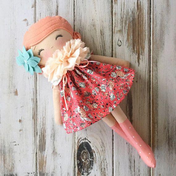 Amelia  SpunCandy Classic Doll Heirloom Quality Doll by SpunCandy