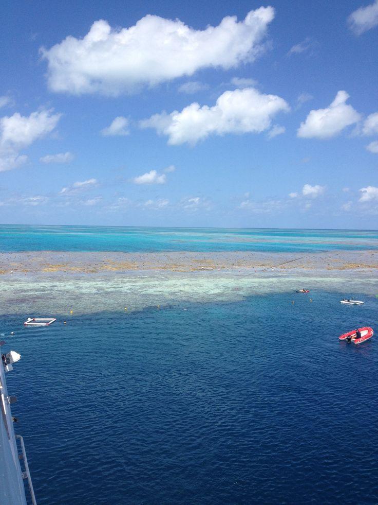 Hardys Reef Whitsundays