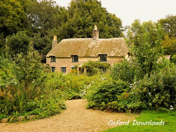 Dorset English Cottage English Countryside by OxfordDownloads