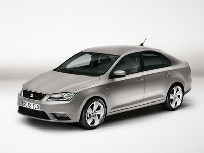 The all-new SEAT Toledo will be launched in the UK early 2013 and will be priced at around £12,000.