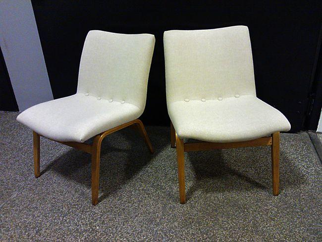 Reupholstered vintage chairs www.verhoomopalttina.com