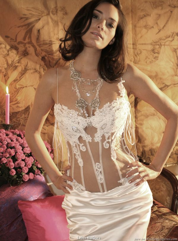 17 best images about sexy wedding dresses on pinterest for Sexy dress for wedding