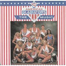 Events listed under main article: List of American Gladiator Events