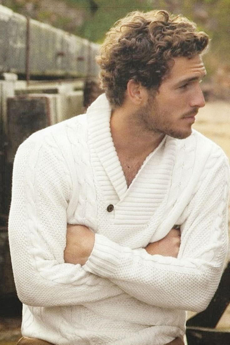 Justice Joslin, American, former football player, turned model & actor, b. 1987