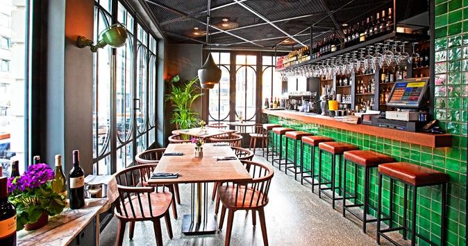 FORNERIA Restaurant @ The Haze Hotel ISTANBUL