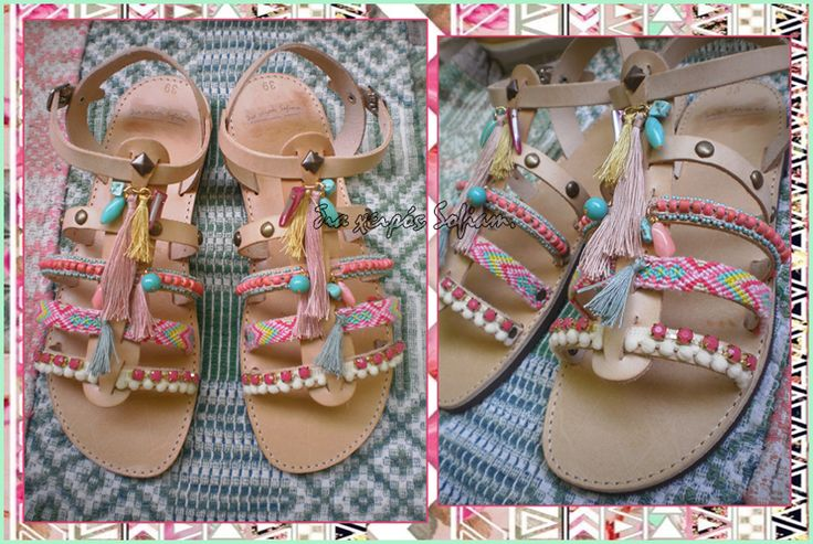 strawberry bummble sandals