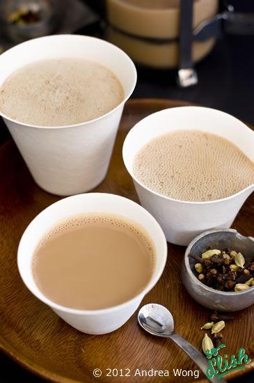 Homemade Chai - So Dlish - New Zealands food blog site