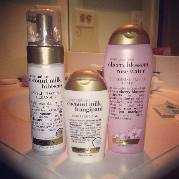 Organix Products: These shampoos work great! I have thick curly hair and this shampoo is the only one that doesn't have all the oil in it cheaper shampoos have! My hair feels healthy and it is the most affordable brand to give you those results! ;) I love every fragrance too!