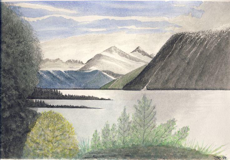 Bergsee, U. Kretschmer