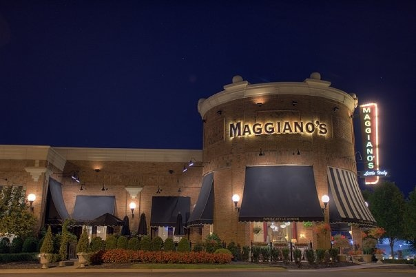 Delivery and pickup available from participating Maggiano's Little Italy locations in the United States and Canada. Fees apply. Price and products may vary by location. Terms and restrictions apply.
