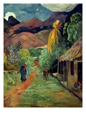 Gauguin: Tahiti, 19Th C Giclee Print by Paul Gauguin at Art.com