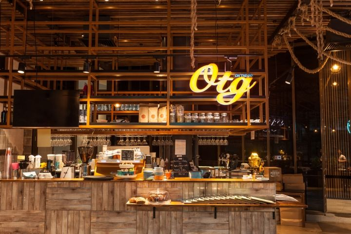 Otg Thai Restaurant by Creative 9, Sydney – Australia » Retail Design Blog