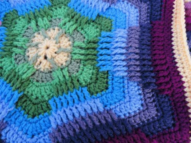 123 best Free Crochet Granny Square Patterns. images on Pinterest ...