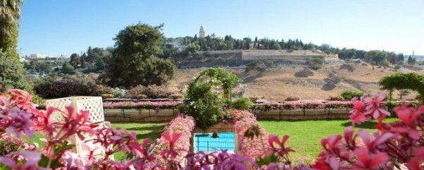 Mount Zion Hotel in Jerusalem offers a special kind of hospitality and ambiance one only finds at a boutique hotel.