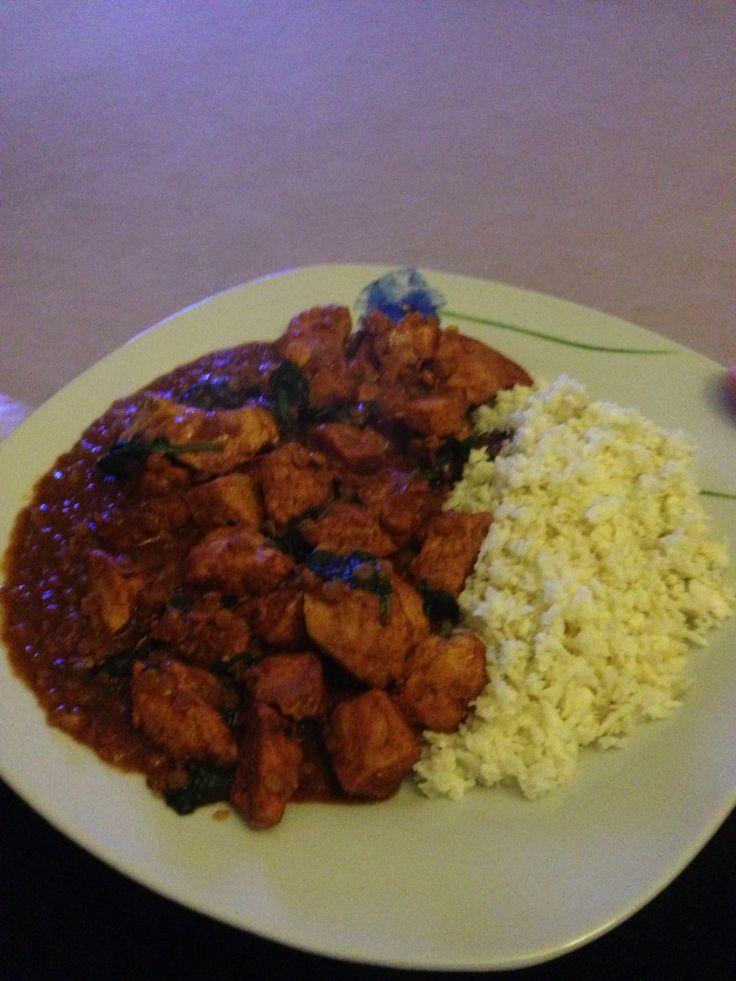 Tandoori chicken Step 2