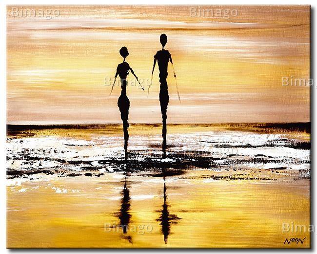 A l'occasion de la fête de la Saint-Valentin qui s'approche, nous dédions à tous les amoureux nos tableaux de couples dans les paysages pittoresques  http://www.bimago.fr/tableaux/paysages.html