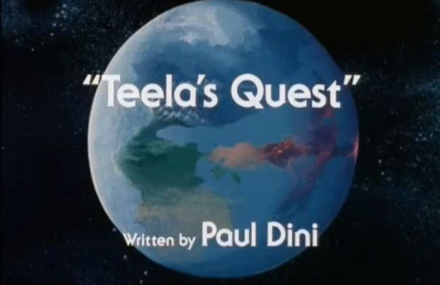 Teela's Quest – COMMENTARY