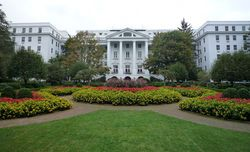 The Greenbrier Resort: White Sulphur Springs, West Virginia