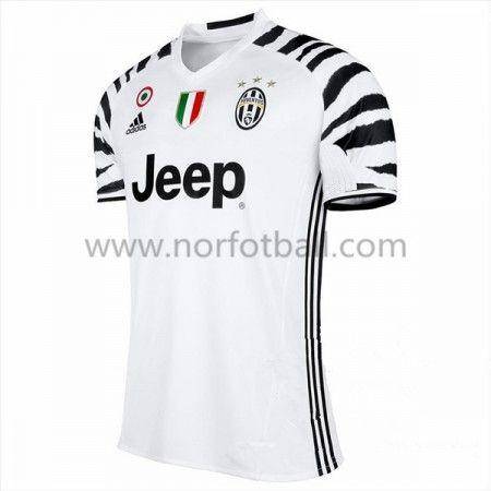 Billige Fotballdrakter Juventus 2016-17 Tredje Draktsett Kortermet