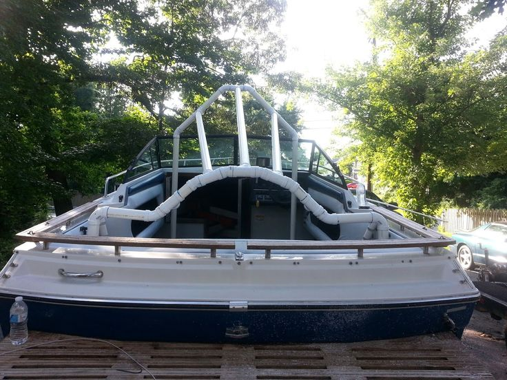 Best PVC Pipes Raft Images On Pinterest Boat Stuff Boat - Blue fin boat decalsblue fin sportsman need some advice pageiboats