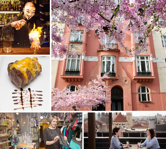 """""""36 Hours in Prague"""" from The New York Times - You could spend a weekend in the Czech capital visiting only those places that have opened in the past couple of years. Here's a guide to get you started."""