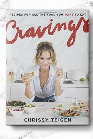 Cravings by Chrissy Teigen. The recipes are, like Teigen, fun, down-to-earth and full of flavor!