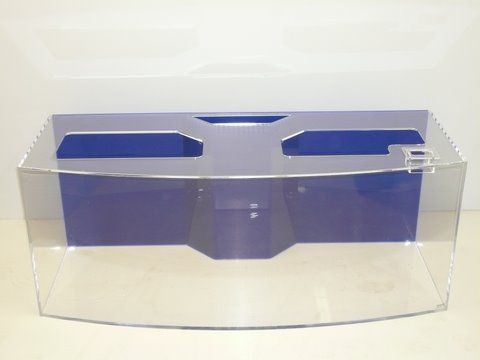 Best Acrylic Fish Tanks Slumps Images On Pinterest Fish - Acrylic aquariumfish tank clear round coffee table with acrylic
