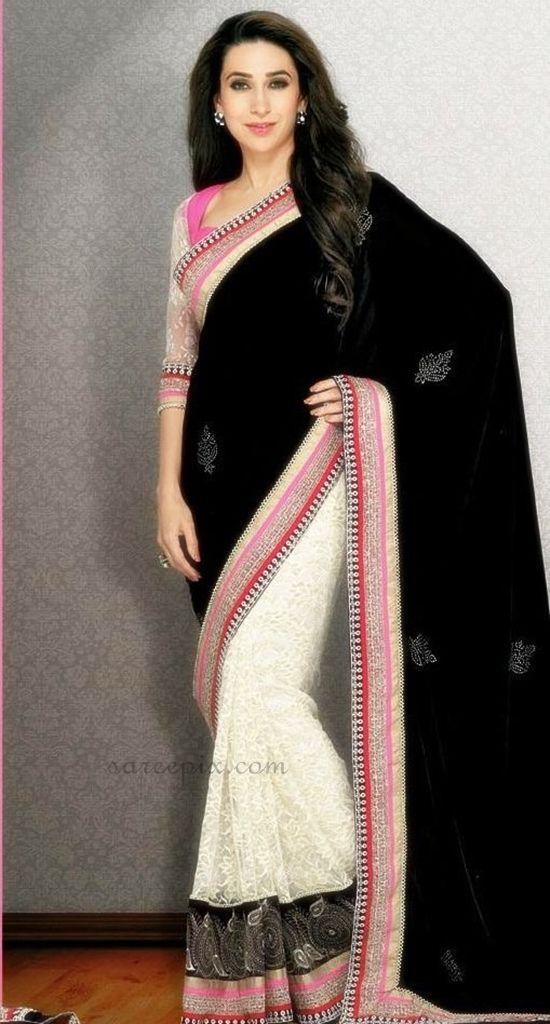 Karishma kapoor in sarees and lehenga for an Ad photoshoot | Beautiful saree and lehenga pictures