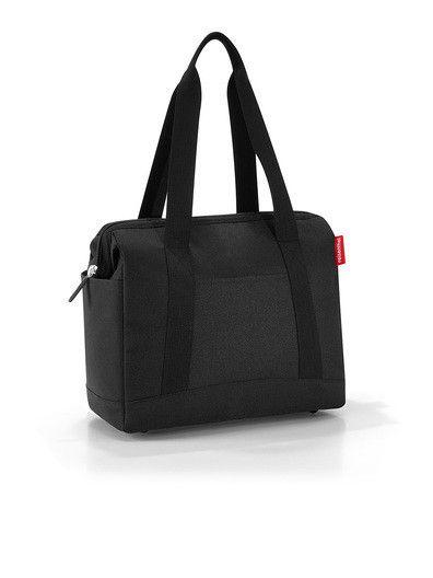 Reisenthel Allrounder Plus: Black | $49.95