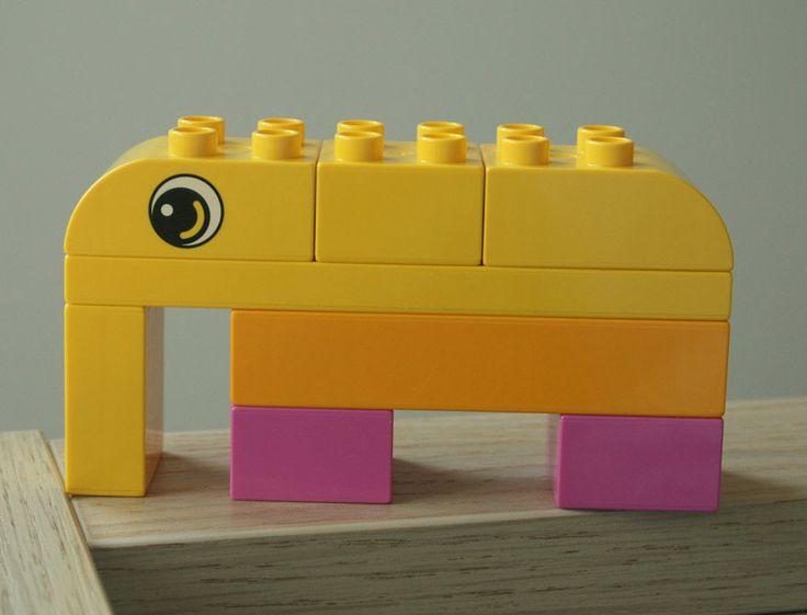 LEGO Duplo elephant