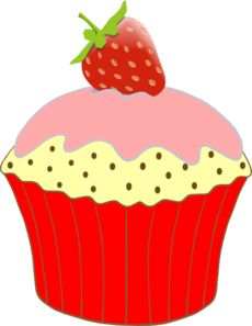 Cupcake Clip Art Illustrations Sketches Amp Photography