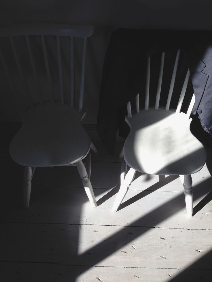 Chairs of Karin Boye. Photo Pernilla Hed