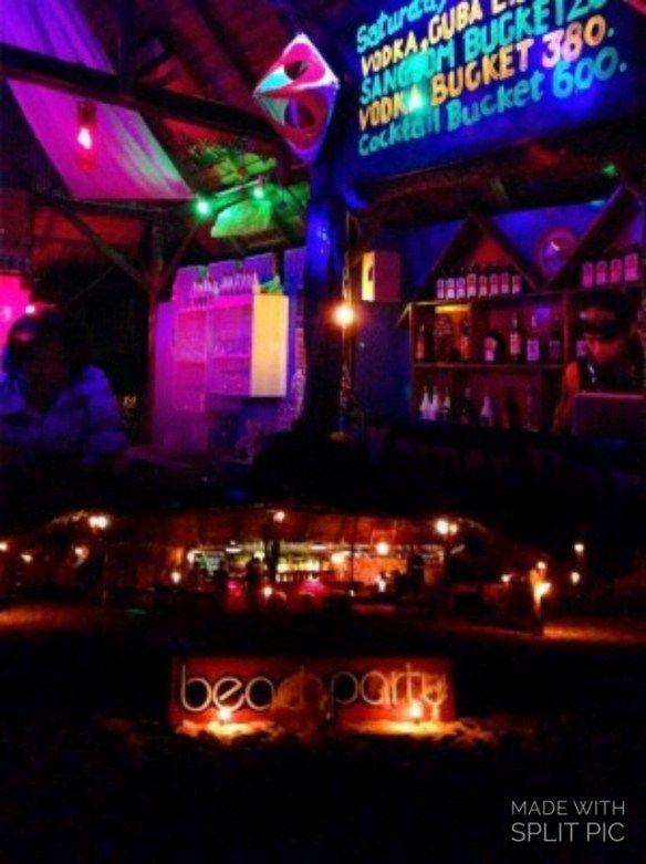 What to do on Koh Lanta - Enjoy the nightlife - A Waitress Abroad