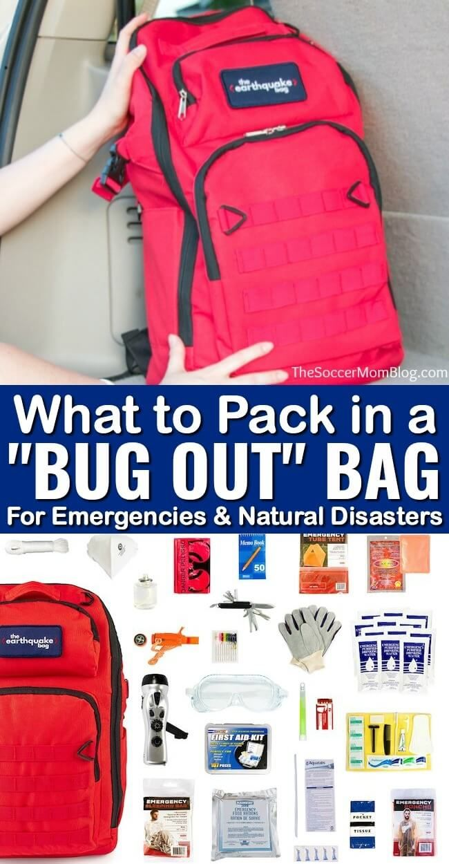 Bug Out Bag Checklist Do You Know What To Pack For A Hurricane Bug Out Bag Checklist Bug Out Bag What To Pack