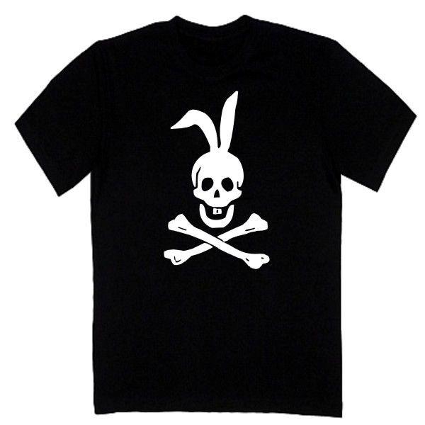 T-shirt męski - Wielkanocny Roger z FamilyInBlack.pl