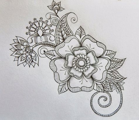 Yorkshire Rose Tattoo by laurenmarwood.deviantart.com on @DeviantArt