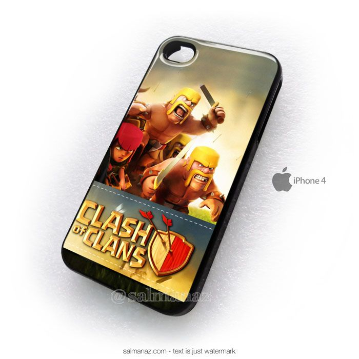 cover iphone clash of clans