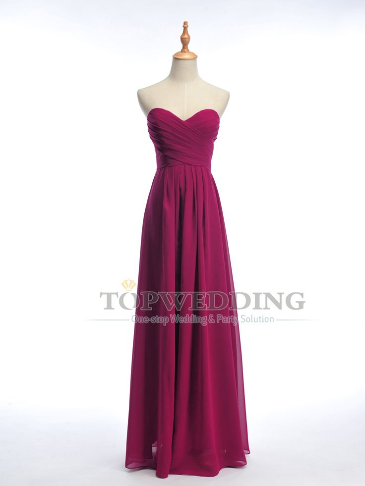 1000 ideas about magenta bridesmaid dresses on pinterest for Magenta dress for wedding