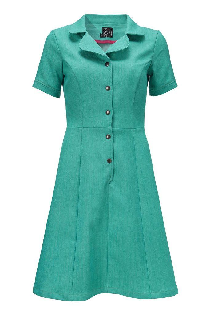 Loretta kjolen er den kjole du har lyst til at have på hele tiden.
