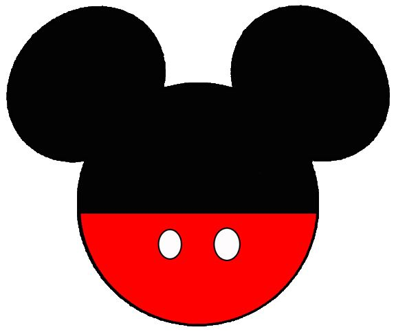 mickey mouse head - Pesquisa Google