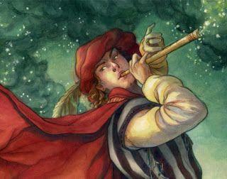 The Pied Piper by Elisabeth Alba