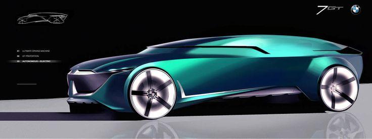 BMW 7GT - Richard Yoh