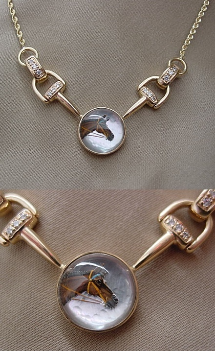 52 best images about snaffle bit jewerly on
