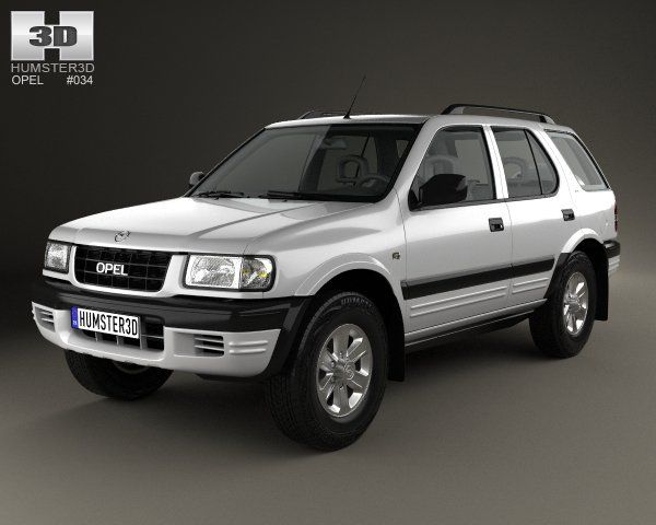 Opel Frontera B 1998