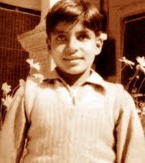 Rare Click!  (Hint: Doesn't quite seem like the angry young man here does he?)