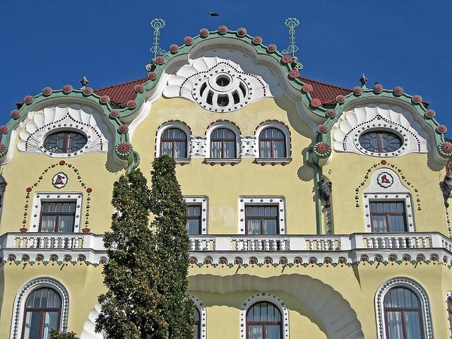 Palatul Vulturul Negru, 1907 (Oradea, Romania)