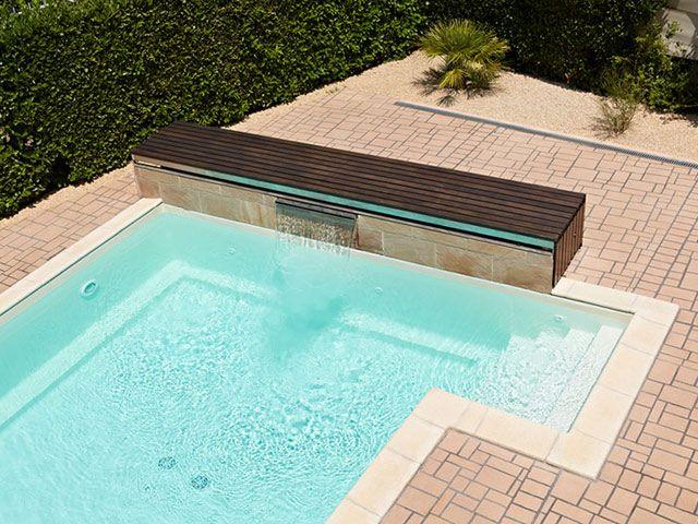 stenciltop #concrete poolside - design http://www.idealwork.com/Features-Benefits-Stenciltop.html