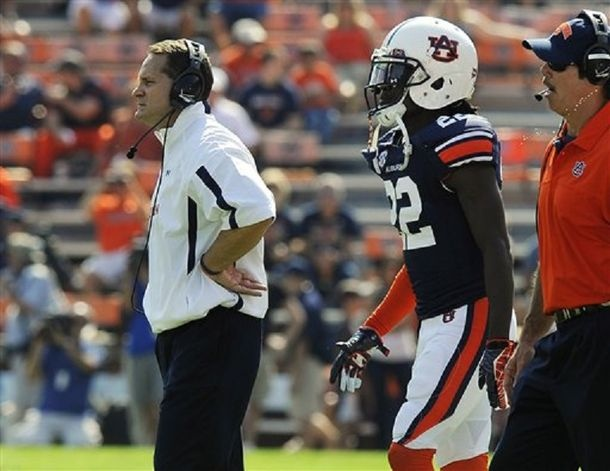 Auburn's football program allegedly changed players' grades to secure eligibility, offered money to potential NFL draft picks so they would return for their senior seasons, and violated NCAA recruiting rules under former coach Gene Chizik....